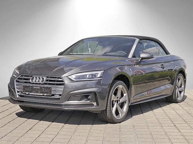 Audi A5 Cabriolet 3.0 TDI quattro S tronic S line LED Navi Leder GRA LM PDC
