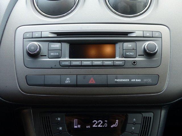 Seat Ibiza SC Stylance Style 1.6 TDI KLIMA GRA PDC ZV SITZHZG.