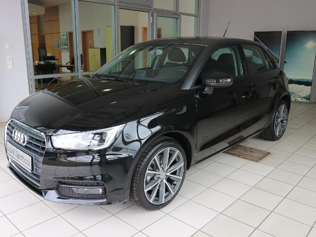 Audi A1 Sportback sport 1.4 TFSI S tronic XENON+NAVI+ALU