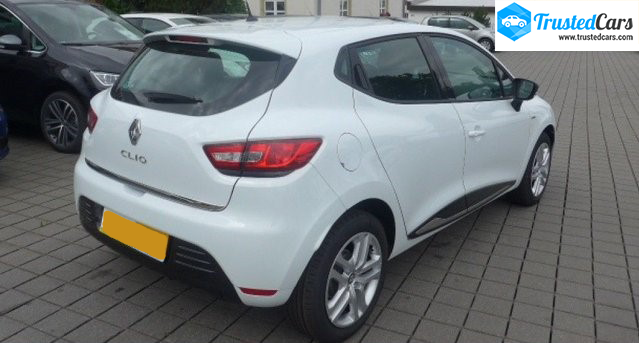 Renault Clio 1.2 16V 75 Limited