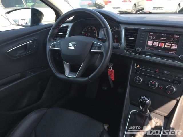 Seat Leon SC FR 1.4 TSI S+S FR NAVI LED SITZHZG. 1.HAND