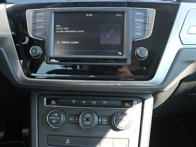 VW Touran 1.6 TDI BMT Trendline 7-Sitzer EURO6 BLUETOOTH KLIMA ALU