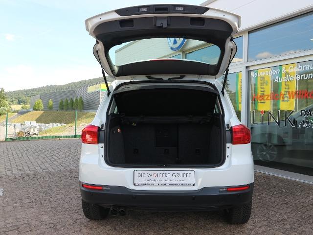 VW Tiguan 1.4 TSI BMT Trend & Fun KLIMA NAVI ALU