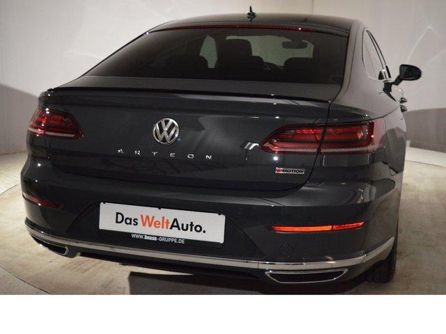 VW Arteon TDI SCR 4Motion DSG R-Line