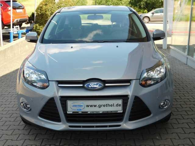 Ford Focus Champions-Edition