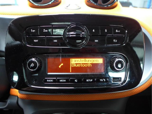 Smart ForFour Twinamic 66KW COOL&AUDIO-SENSOR-SHZ-PTS