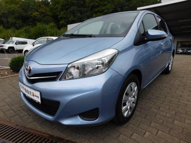 Toyota Yaris Life 1.33 Dual-VVTi 99PS KLIMA METALLIC