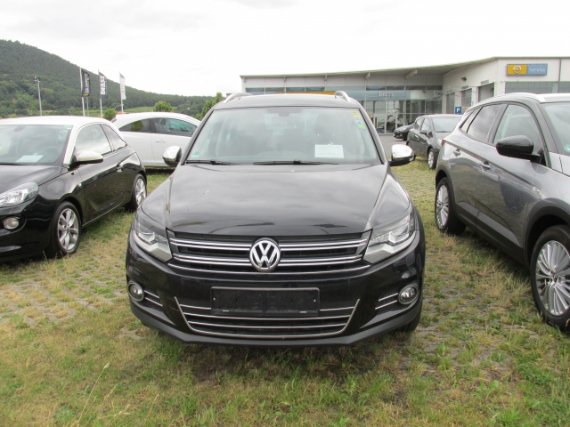 VW Tiguan 1.4 TSI BlueMotion Technology Sport & Style