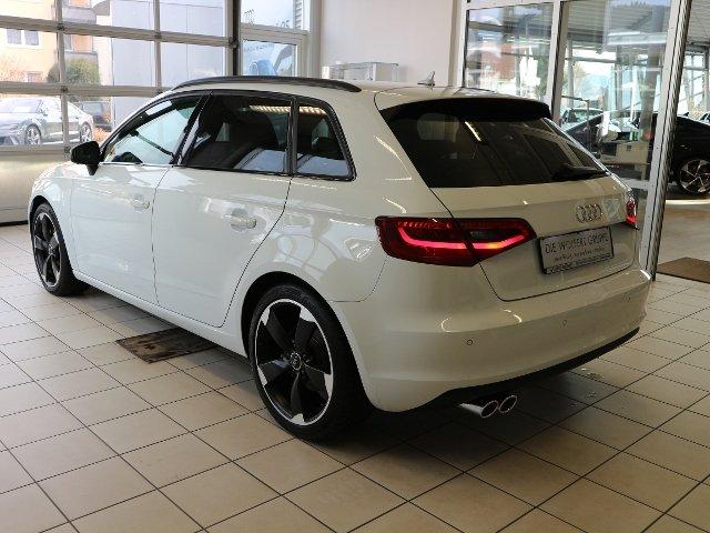 Audi A3 Sportback 2.0 TDI clean diesel Ambition quattro S tronic KLIMA XENON NAVI LEDER ALU
