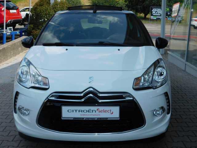 Citroen DS3 Cabrio Chic **NAVI**