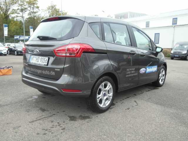 Ford B-MAX 1.0 EcoBoost COOL&CONNECT Winter/Easy-Driver-Paket Euro 6