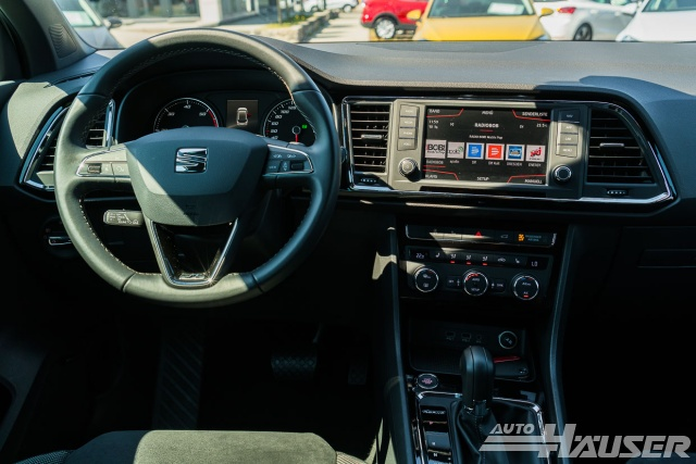Seat Ateca XCELLENCE 2.0 TDI DSG 4-Drive AHK NAVI PRO
