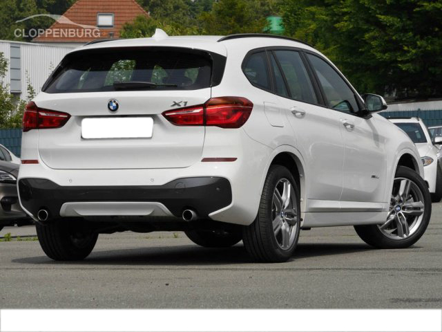 BMW X1 xDrive 20D M Sport AHK Kamera LED HUD Navi