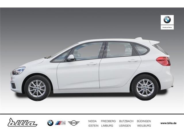 BMW 216 d Active Tourer EURO6 Parkassistent Klimaaut. Shz