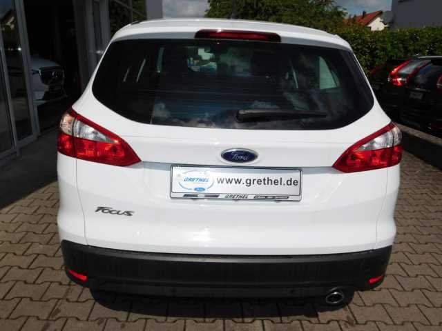 Ford Focus 2.0 TDCi DPF SYNC Edition