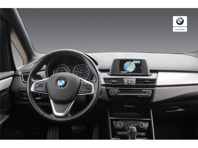 BMW 220 i Active Tourer LED Navi Parkassistent Shz