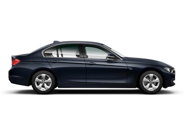 BMW 320 d EffDyn A Lim Luxury L (Navi Headup Klima)