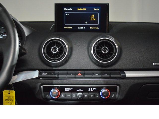 Audi A3 2.0 TDI Sportback (clean diesel) quattro Ambition