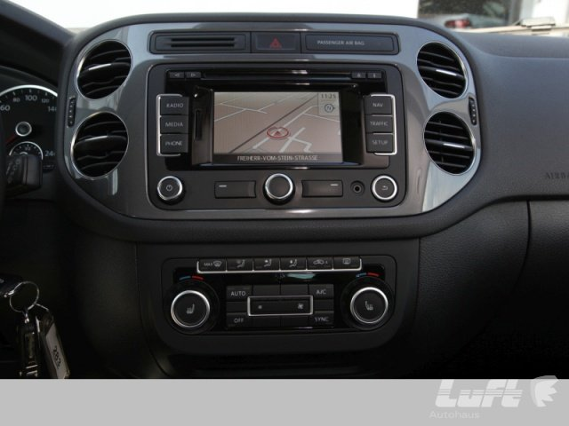 VW Tiguan 2.0 TDI (DPF) 4 Motion Sport + Style