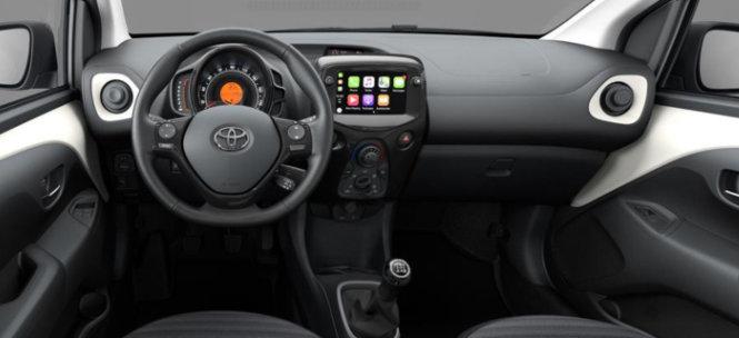 Toyota Aygo x-play Club