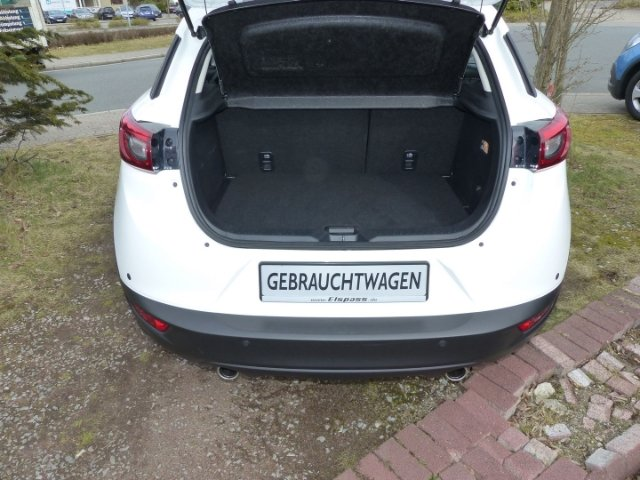 Mazda CX-3 Prime-Line SKYACTIV-G ALU KLIMA USB AUX
