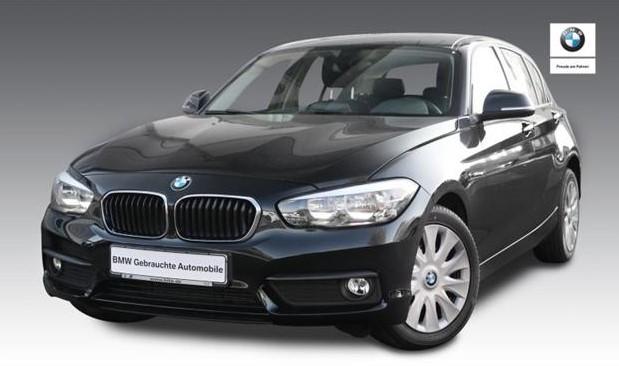 BMW 116 i 5-T