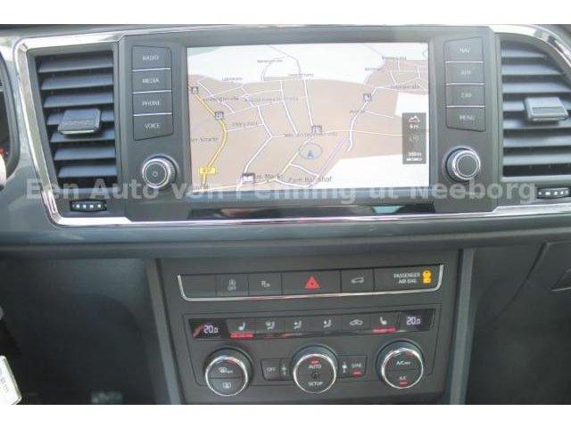 Seat Ateca Style 2.0 TDI 4Drive Navi schw. AHK GRA