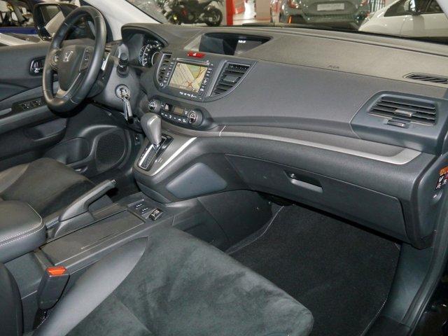 Honda CR-V 2.2 Lifestyle 4WD Navi