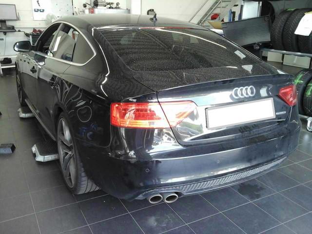 Audi A5 Sportback 3.0 TDI quattro S tronic S line Xenon Navi Leder AHK Standheiz GRA LM SD PDC
