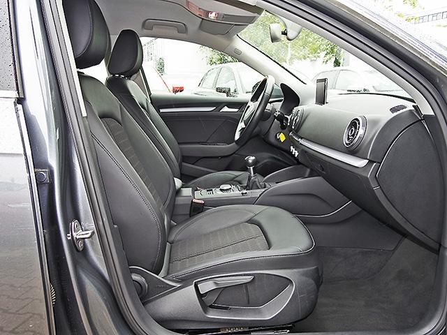 Audi A3 Sportback 2.0 TDI Ambiente Navi GRA LM PDC