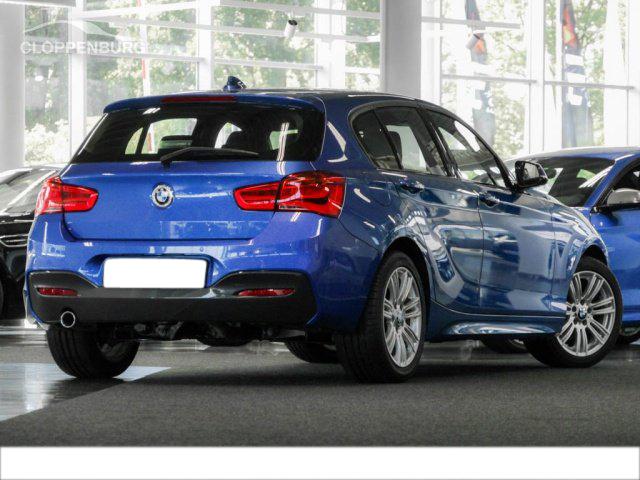 BMW 118d 5-Türer Aut M Sportpaket NAVI AHK PDC Tempoma