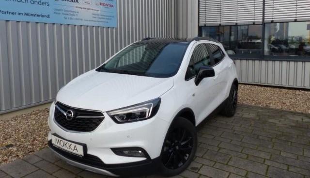 Opel Mokka X Color Innovation 1,4 OnStar, Navi 900, LED Schw., Freispr.,R