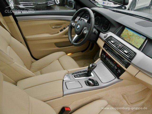 BMW M550d xDrive M Sportpaket Glasdach Navi Harman Kom