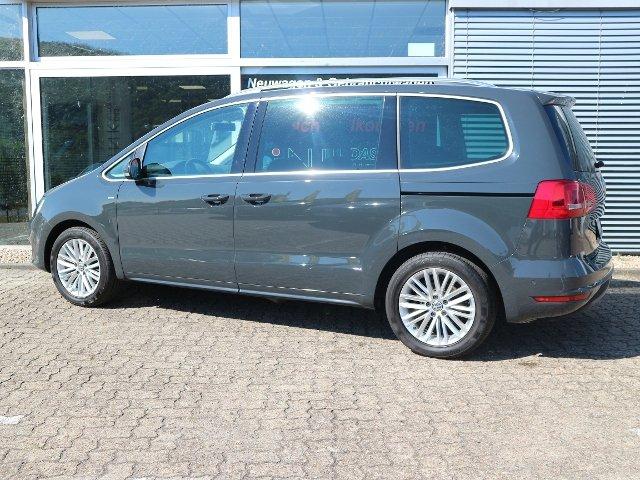 VW Sharan 1.4 TSI BMT Comfortline 7-Sitzer KLIMA ALU