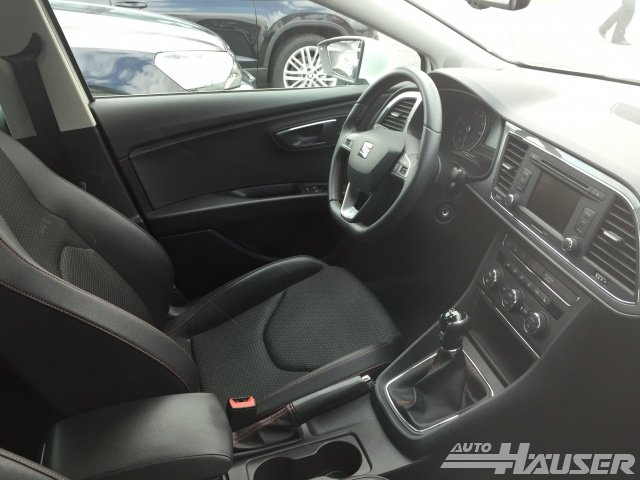 Seat Leon FR 1.4 TSI S+S FR LED 18 ALU SITZHZG. PDC