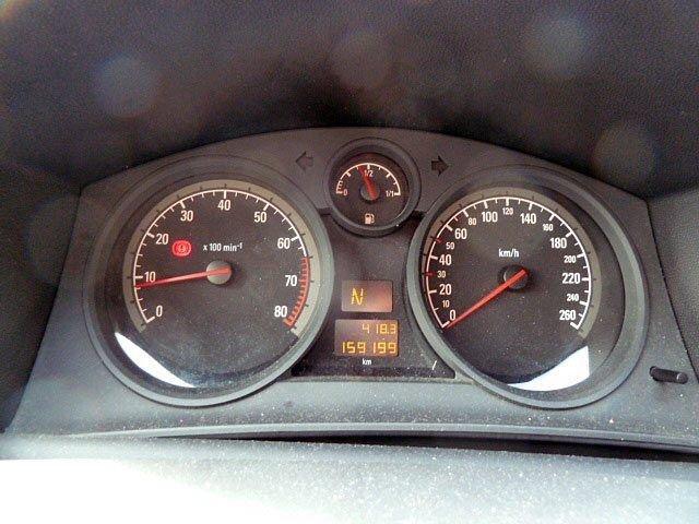 Opel Astra H 1.4 Easytronic 5t. Klimaanlage