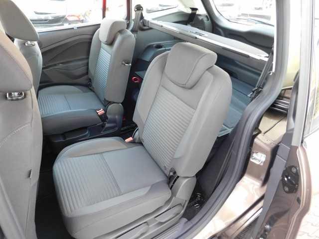 Ford C-MAX Grand 2.0 TDCi Start-Stopp-System Titanium