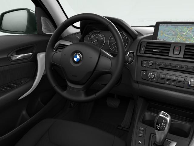 BMW 116 d A 5-T