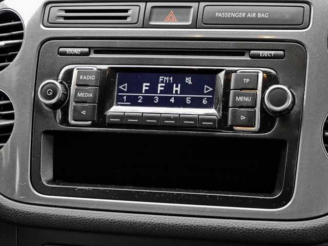 VW Tiguan 1.4 TSI BlueMotion Technology Trend & Fun 118KW