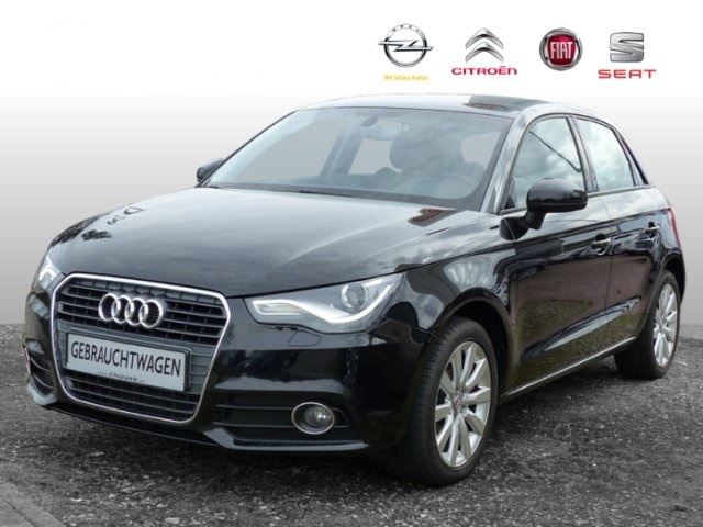 Audi A1 Sportback Ambition Xenon NAVI MF.LENKRAD SITZHZ TEMPO