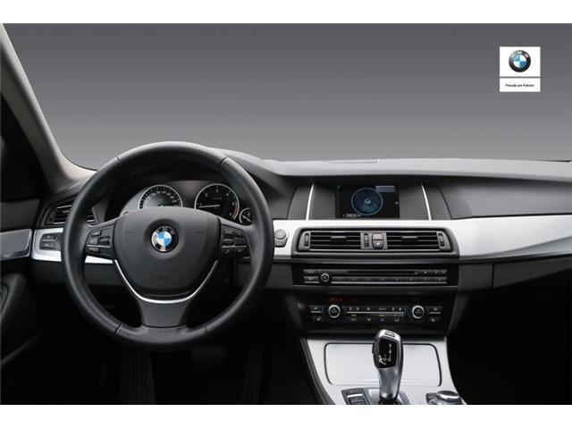 BMW 520 d Limousine Sportpaket HiFi Navi Bus. Shz