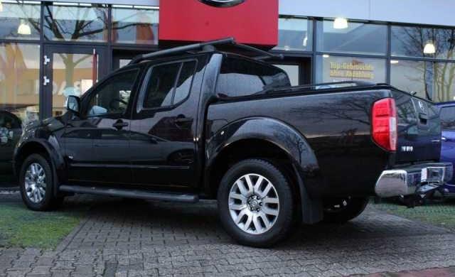 Nissan Navara Autm. LE Navi V6