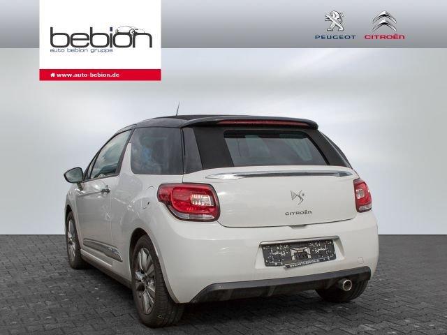 Citroen DS3 Cabrio e-HDi 90 FAP SoChic Klima PDC Sitzheizung