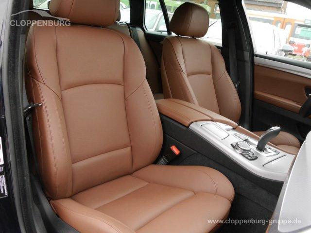 BMW 520d xDrive Touring Aut M Sportpaket Navi HIFI
