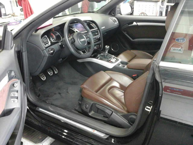 Audi A5 Cabriolet 2.0 TDI quattro Xenon Navi Leder LM PDC