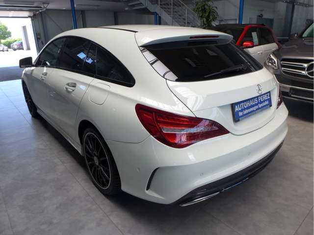 Mercedes-Benz CLA 200 Shooting Brake AMG Line NIGHT-STANDHZ