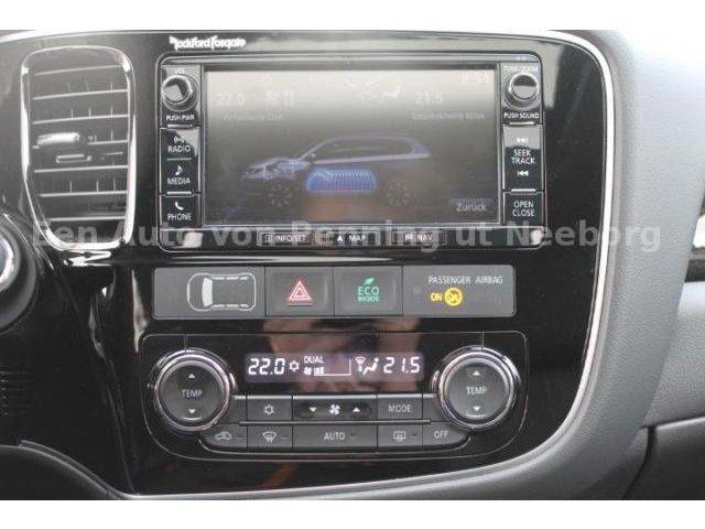 Mitsubishi Outlander 2.0 4WD Plug-In Hybrid Top Navi PDC